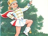 anything to do with baton twirling and being a majorette. I was a majorette from 1972-1981, I was also a teacher, I miss it
