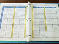 Planning / Programation
