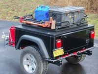 Bug Out Trailer Ideas for when it won't fit in your bug out bag