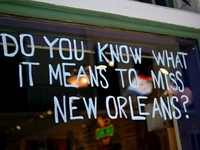 You can take the girl out of New Orleans, but you can never take New Orleans out of the girl.