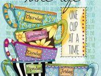 cofee and tea time