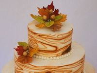 Thanksgiving/Autumn Cakes