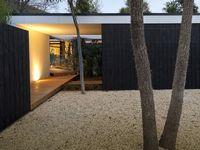 architecture: terraces, backyards, verandas, courtyards...