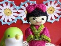 Japanese Amigurumi Chart : Amigurumi Free Japanese Chart Pattern on Pinterest ...