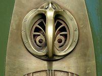 The delightful Art Nouveau.