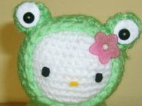 Just because there Is so much of her and I have lots of family & friends who wish I would Crochet any of it for them