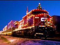 Trains and Railroad Tracks