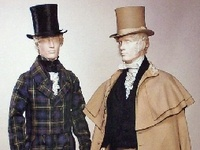 """1800-1985 Men's Fashion. For men's 1700s fashions see my Board """"Vintage Fashion: 1700-1799""""."""