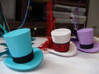 Top Hats I want to make.