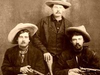 A time long ago when men were MEN, Freedom was a way of life & West was the final frontier