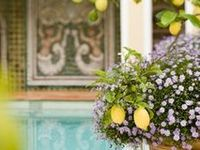 tuscan garden inspiration