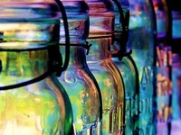 #Mason Jar... Heaven I am in Heaven with all these Mason Jar crafts!