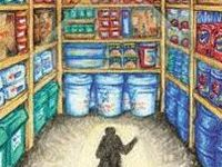 Tips and tricks on capturing/preparing/collecting and storing/preserving food.