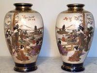 Antiques: Satsuma Pottery