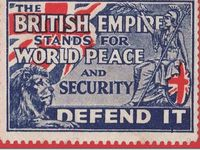 Pins from the history of the British Empire and Commonwealth.
