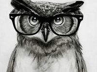 For anyone who loves Owl Art as much as or more than I do. Each one of these owl drawings, paintings, crafts, prints, etc. are unique and lovely in thier own way.