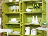 Madeira, móveis, caixas de MDF e pallet Artesanato bem bolado.