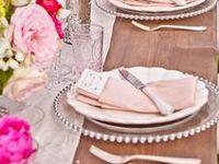 *wedding decoration / décorations mariage*