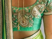 Gorgeous Indian fashion -- from head to toe!