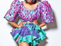 Haute Couture: African Inspired Fashion