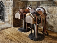 Saddle Swing / Barstool Project
