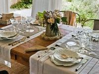 table place settings .