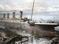 Titanic. It was the ship of dreams. It became the ship of nightmares.