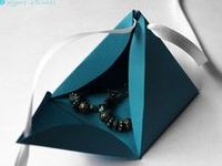 packaging, favor boxes