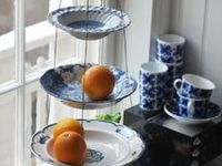 Craft  Upcycled  Kitchen Dishes