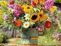 FLOwers-CANdles (Centerpieces)  / Flores, velas (arreglos)