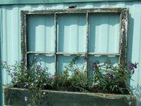 ¿Que tus ventanas viejas tienen que ser cambiadas por otras mejore? no probleme, pero muy importante, guárdalas porque con ellas puedes llegar a hacer cantidad de cosas, si no échale un vistazo a este tablero para inundarte con montones de ideas.