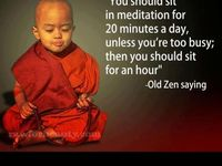 Meditation inspiration: pictures, quotes, asanas and much more!