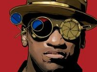 Steam, Diesel, Cyber, Afro, Soul-punk (funk) Revolution; Cosplay & Costumes