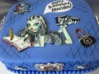 Monster High Cakes