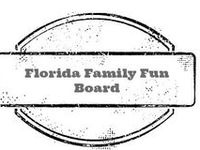 Family Fun You'll Find In Florida, places to go, things to do and more! WE love Florida.