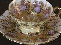 Antique Tea Cups / Tea Pots / Tea Rooms / Tea Party / Tea Caddy