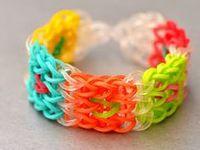 Rainbow Loom: Der neue Modeschmuck