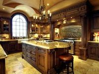 Ideas and inspirations for one of a kind stunning kitchens