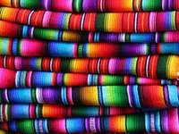 I love colors.  They are bright fun and full of life.  So with colors it is a way of expression and they make me happy.