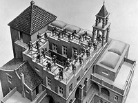 M.C.Escher