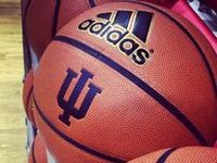 The best thing in the world... IU basketball!!!
