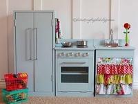 Kids Kitchen: Play Builds