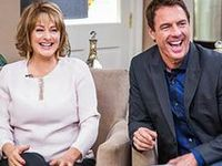 Mark & Cristina are back with more fun, more food & more family! WATCH weekdays 10a/9c only on Hallmark Channel