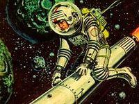 Science fiction Retro futurism