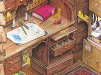 Colin Thompson's Art Work