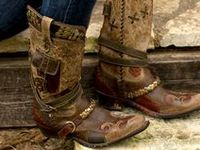 For The Love Of The Boots