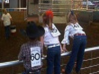 The fun stuff for little cowboy and cowgirls.