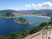 San Sebastián,mi city,Basque Country.spain.