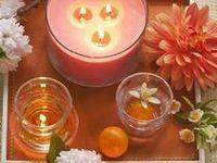 Candles & Ornament