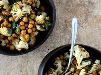 Vegan food or recipes that would be easy to make vegan.